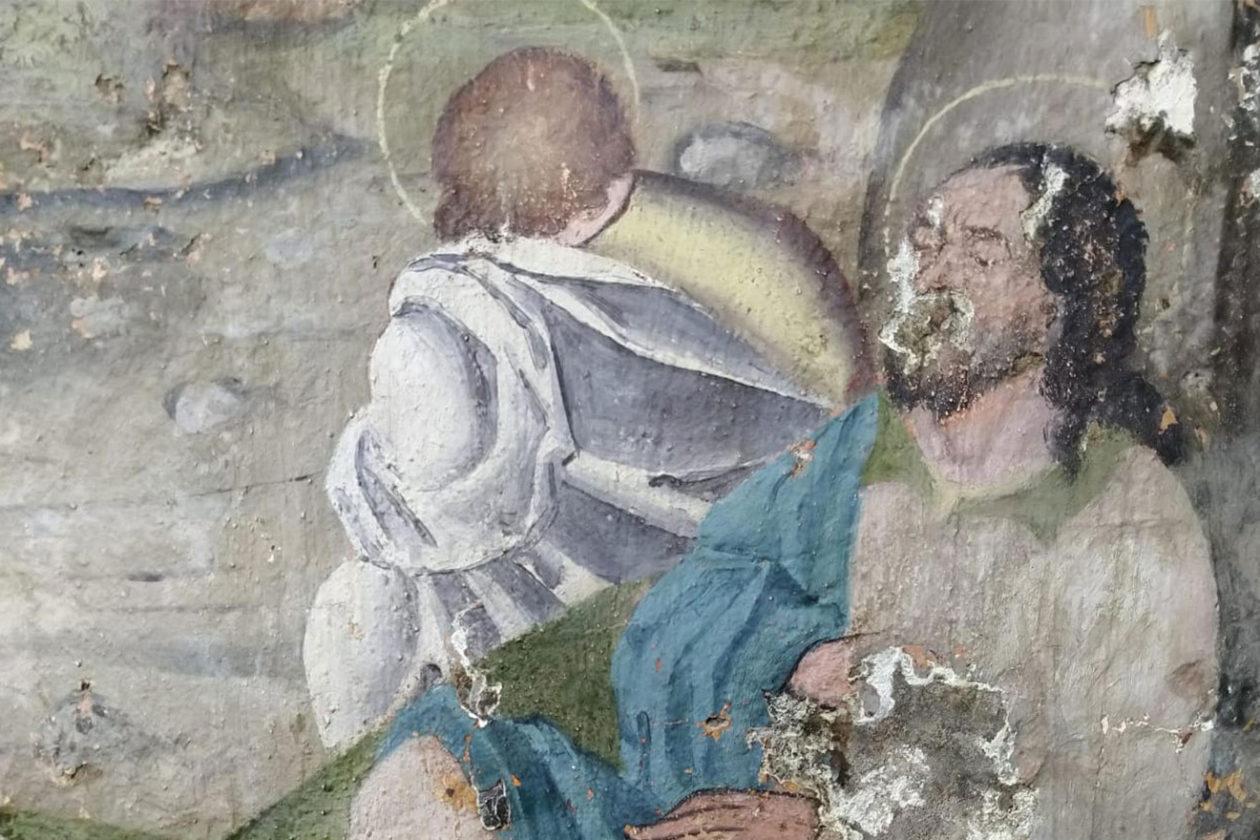 Vooronderzoek naar de kleurrijke interieurafwerking van de Mechelse Sint-Romboutskathedraal